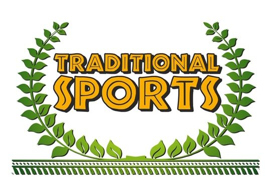traditional sport logo